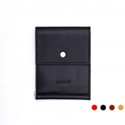Зажим для денег кожаный ONE черный Арт. C17.0